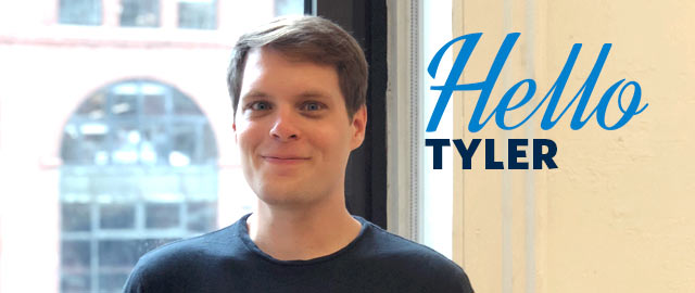 Getting to Know: Tyler C., Software Engineer at PebblePost