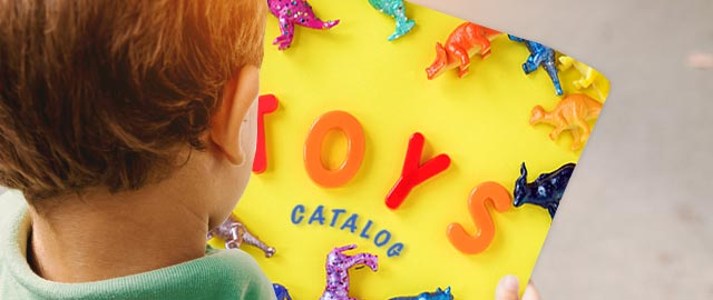 Toys R an Obvious Direct Marketing Target for Amazon This Holiday Season