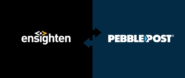 PebblePost® Integrates with Ensighten Tag Management to Enable Seamless Brand Activations