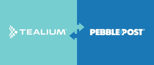 PebblePost® Expands Partner Ecosystem with Tealium iQ Tag Management Integration